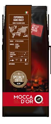 Esperienza Dark Roast - Koffiebonen - Italiaanse Blend